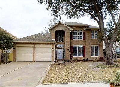 Fort Worth Single Family Home For Sale: 7721 Arcadia Trail