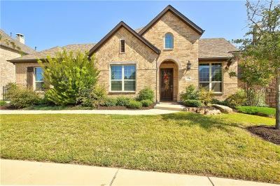 Frisco Single Family Home Active Option Contract: 13752 Evergreen Drive