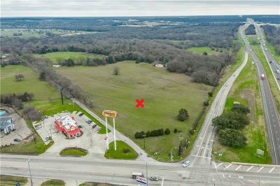 Canton Commercial Lots & Land For Sale: Tbd Trade Days Blvd 20 Ac