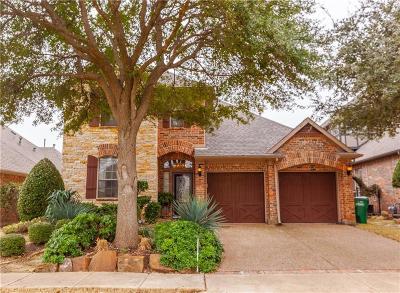 McKinney Single Family Home For Sale: 1513 Milsap Road
