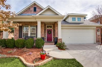 Frisco Single Family Home For Sale: 8550 Robertson Drive