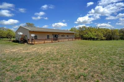 Archer County, Baylor County, Clay County, Jack County, Throckmorton County, Wichita County, Wise County Single Family Home For Sale: 150 County Road 3579