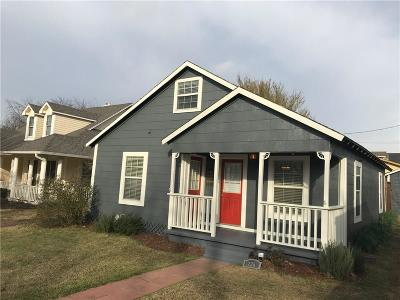 Grapevine Residential Lease For Lease: 235 S Dooley Street