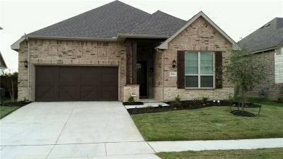 Arlington Single Family Home For Sale: 2811 Twin Ridge Drive