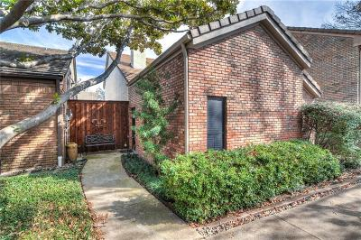 Addison Single Family Home For Sale: 17013 Planters Row