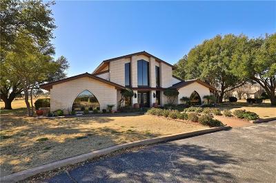 Abilene Single Family Home For Sale: 4833 Meadow Drive
