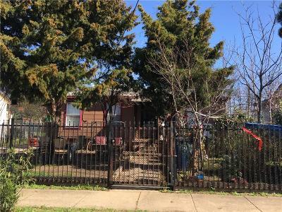 Dallas Single Family Home For Sale: 6906 Prosper Street