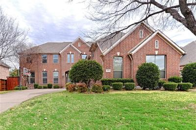 Carrollton Single Family Home Active Kick Out: 2541 Mosswood Drive