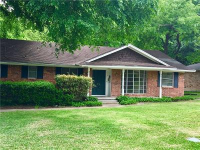 Desoto Single Family Home Active Option Contract: 324 Brook Hollow Drive