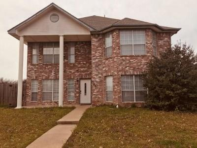 Wylie Single Family Home For Sale: 401 Grant Drive