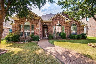 Mckinney Single Family Home For Sale: 9209 Clearview Drive