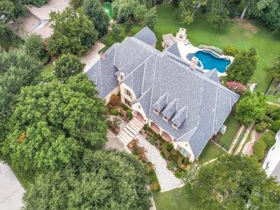 Coppell Single Family Home Active Option Contract: 525 Rolling Hills Road