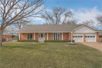 Fort Worth Single Family Home For Sale: 6220 Whitman Avenue