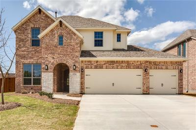 McKinney Single Family Home For Sale: 2712 Cross Oak Place