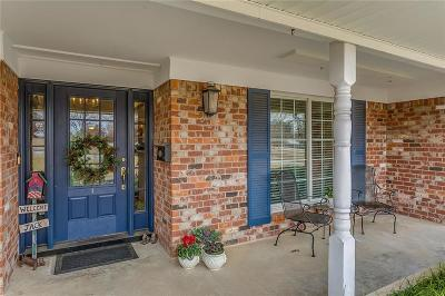 Fort Worth Single Family Home For Sale: 1408 Aden Road