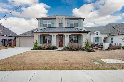 Fort Worth Single Family Home For Sale: 544 Trailrider Road