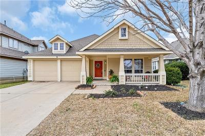 McKinney Single Family Home Active Option Contract: 9833 Old Field Drive