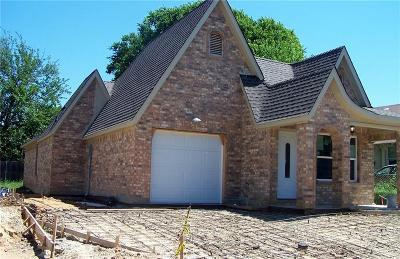 Waxahachie Single Family Home For Sale: 605 Dr Martin Luther King Jr Boulevard