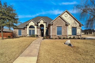 Sherman Single Family Home For Sale: 2953 Preston Club Drive