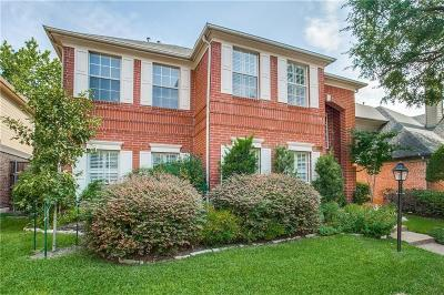 Dallas Single Family Home For Sale: 6151 Cupertino Trail