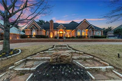 Colleyville Single Family Home For Sale: 2305 Danbury Drive