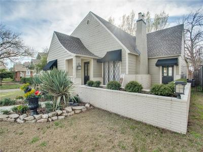 Tarrant County Single Family Home For Sale: 1906 Tremont Avenue