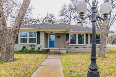 Garland Single Family Home For Sale: 2801 Fairfax Drive