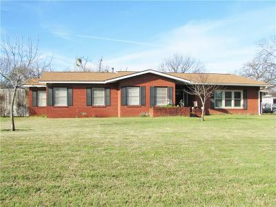Stephenville Single Family Home For Sale: 1280 N Ollie Street