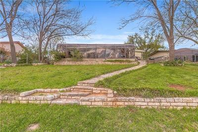Granbury Single Family Home Active Contingent: 4010 Sioux Court
