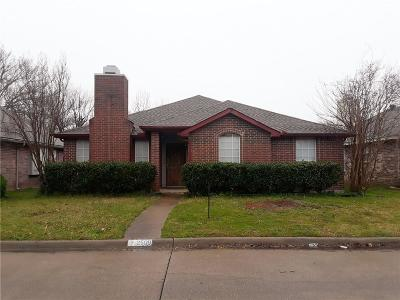 Garland Single Family Home For Sale: 2509 Silver Creek Court