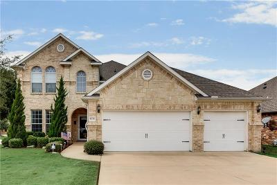 Tarrant County Single Family Home For Sale: 8636 Hornbeam Drive