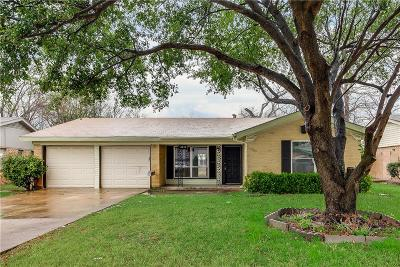 Dallas Single Family Home For Sale: 8815 Palisade Drive