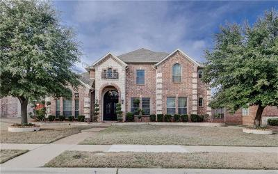 Frisco Single Family Home For Sale: 14618 Turnbridge Drive