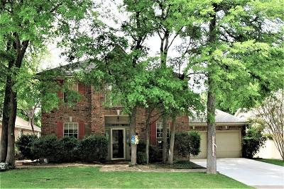 McKinney Single Family Home For Sale: 2606 Valley Creek Trail