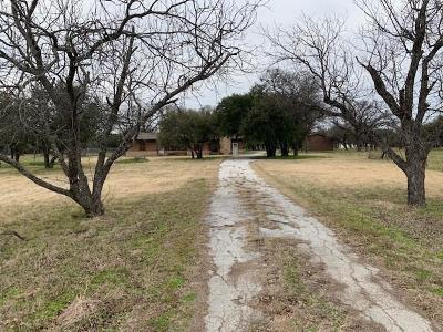 Tarrant County Farm & Ranch Active Option Contract: 5885 Billings Road