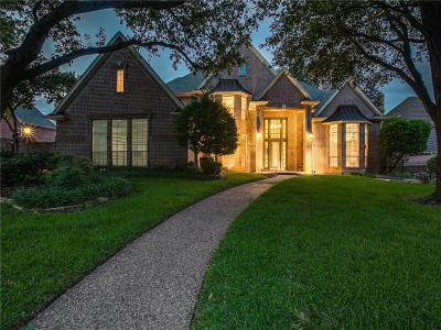 Tarrant County Single Family Home For Sale: 3000 Edgewood Lane