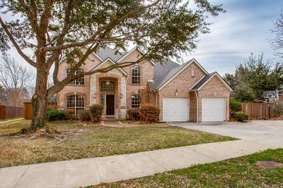Rockwall Single Family Home For Sale: 1885 Creekside Drive