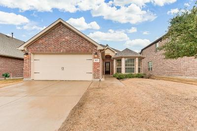 Mckinney Single Family Home For Sale: 617 Cherry Spring Drive