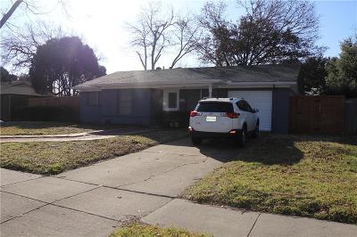 Richardson Single Family Home For Sale: 534 La Salle Drive