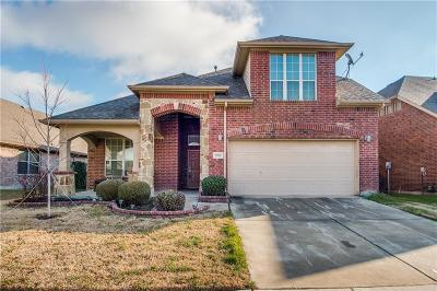Little Elm Single Family Home For Sale: 1933 Michelle Creek Drive