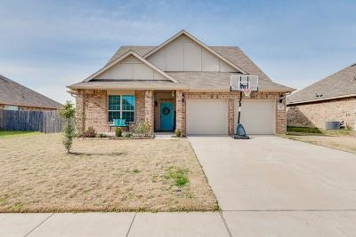 Waxahachie TX Single Family Home For Sale: $240,000