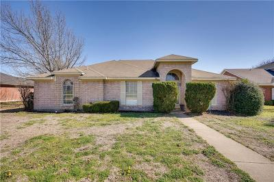Desoto Single Family Home For Sale: 916 Winterbury