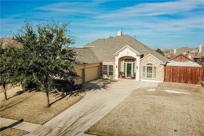 Corinth TX Single Family Home For Sale: $479,900