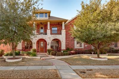 Frisco Single Family Home For Sale: 2233 Mustang Trail