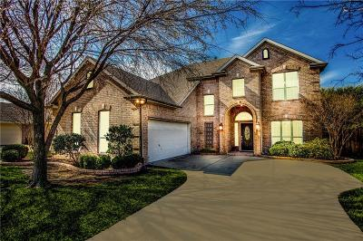 Frisco Single Family Home For Sale: 5283 Golfside Drive
