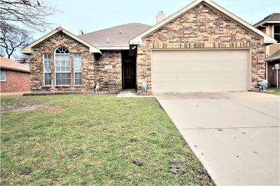 Rowlett Single Family Home For Sale: 5609 Cypress Drive