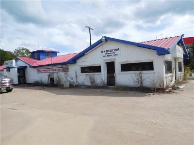 Teague Commercial For Sale: 790 State Highway 179