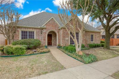 McKinney Single Family Home Active Option Contract: 105 Stonehaven Court