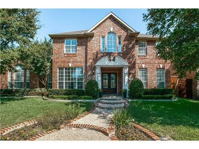 Dallas Single Family Home For Sale: 5209 Tennington Park