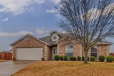 Mansfield Single Family Home For Sale: 4602 Valleyview Drive